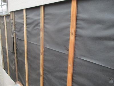 新潟県三条市の屋根外壁塗装リフォーム専門店遠藤組 ラムダサイディング張り替え