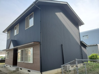 新潟県三条市の屋根外壁塗装リフォーム専門店「遠藤組」 燕市K様邸外壁リフォーム工事完了