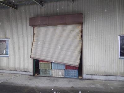 新潟県三条市の屋根外壁塗装リフォーム専門店遠藤組 電動シャッター取り替え