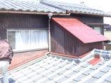 新潟県三条市の屋根外壁塗装リフォーム専門店遠藤組 瓦を下ろして横葺ガルバリウム鋼鈑で屋根の軽量化