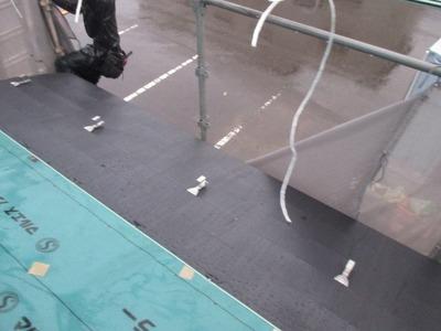 新潟県三条市の屋根外壁塗装リフォーム専門店遠藤組 アポロ式横葺カラーステンレス0.35mm