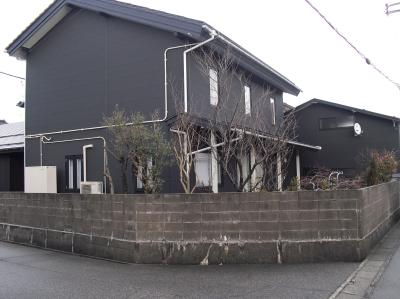 新潟県三条市屋根外壁塗装リフォーム専門店《遠藤組》サイディング工事