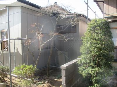 新潟県三条市の屋根外壁塗装リフォーム専門店遠藤組 アイジーサイディングガルバ銘壁