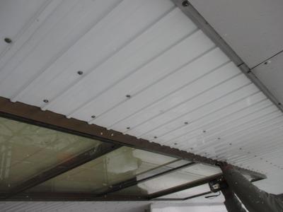 新潟県三条市の屋根外壁塗装リフォーム専門店遠藤組 サッシからの雨漏り