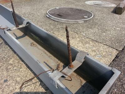 新潟県三条市の 屋根・外壁・雨といリフォーム専門店《遠藤組》雨とい修理