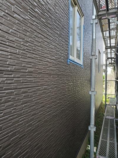 新潟県三条市の屋根外壁塗装リフォーム専門店『遠藤組』 外壁張り替え工事