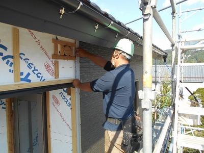 新潟県三条市の建築板金店 遠藤板金工業有限会社 はる一番サイディング