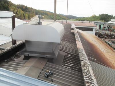 新潟県三条市の屋根外壁塗装リフォーム専門店遠藤組 スレート屋根カバー工事