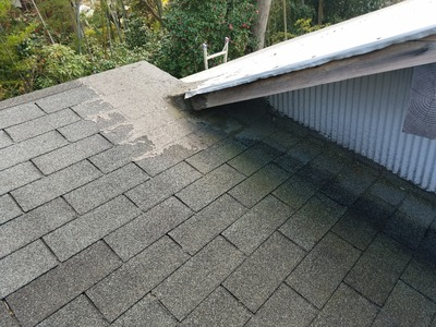 雨漏り修理 住宅屋根 新潟県三条市の屋根リフォーム