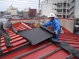新潟県三条市屋根外壁塗装リフォーム専門店遠藤組 S式カバールーフ
