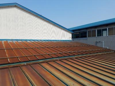 新潟県三条市の 屋根 外壁 塗装 リフォーム専門店遠藤組 屋根カバー工事