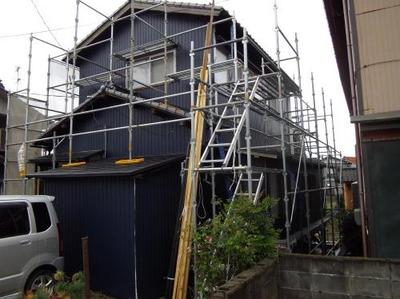 新潟三条屋根外壁塗装リフォーム専門店《遠藤組》 S様邸外壁リフォーム