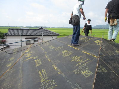 新潟県県央地域の根外壁雨樋工事は遠藤板金工業有限会社へ