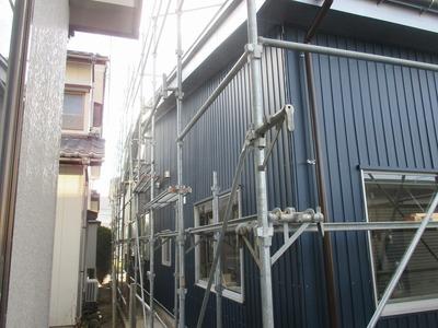 新潟県三条市の屋根外壁塗装リフォーム専門店 遠藤組 外壁カバー工事