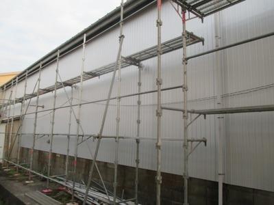 新潟県三条市の屋根外壁塗装リフォーム専門店遠藤組 外壁カバーガルバリウム鋼板