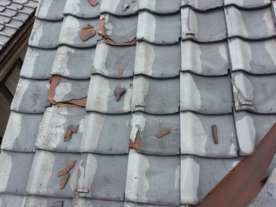 新潟県三条市の屋根外壁リフォーム専門店《遠藤組》凍害かな?