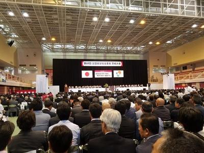 全国建築板金業者茨城大会に出席してきました。