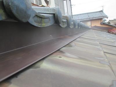新潟県三条市の屋根外壁塗装リフォーム専門店遠藤組 銅板屋根修理