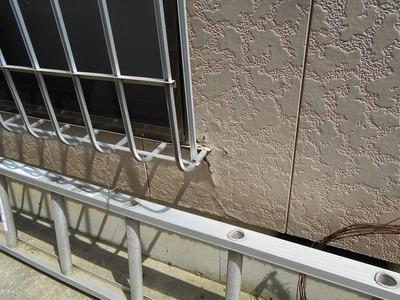 新潟県三条市の屋根外壁塗装リフォーム専門店遠藤組 窯業系サイディングの凍害