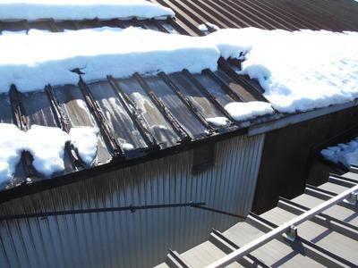 新潟県三条市の屋根外壁塗装リフォーム専門店遠藤組 屋根修理カバー工事