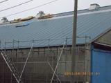 新潟屋根外壁塗装リフォーム専門店《遠藤組》新潟市N社様のスレート屋根のカバーリング工事