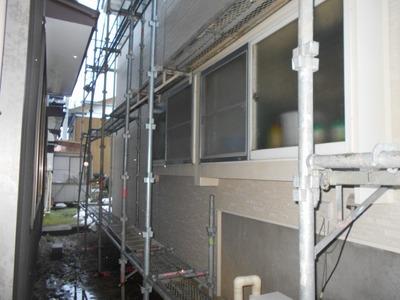 外壁サイディングカバー工事 @燕三条 遠藤板金工業