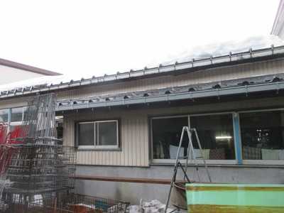 新潟県三条市の屋根外壁塗装リフォーム専門店遠藤組 ガルバリウム鋼板による屋根カバー工事
