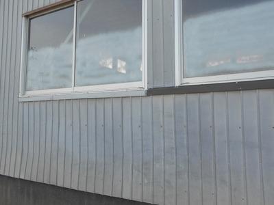 新潟県三条市の屋根外壁塗装リフォーム専門店遠藤組 外壁部分張り替え