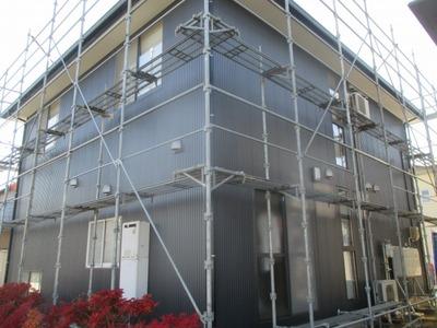 新潟県三条市の屋根外壁塗装リフォーム専門店遠藤組 外壁張り替え