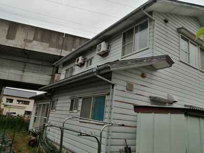 新潟県三条市の屋根外壁雨樋専門店遠藤板金工業有限会社 外装リフォーム工事の受注頂きました。