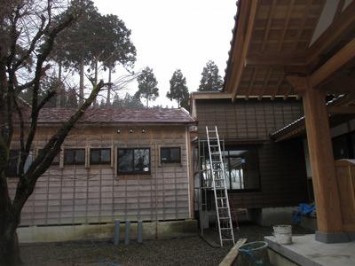 新潟県三条市の屋根外壁雨樋リフォーム 遠藤板金工業有限会社 ステンレス屋根の施工