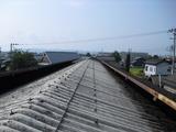 新潟県三条市屋根外壁塗装リフォーム専門店 遠藤組 工事前と工事後の比較です