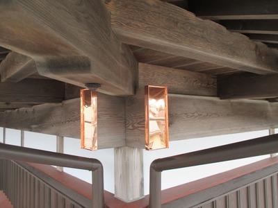 新潟県三条市の屋根外壁雨樋リフォームの遠藤板金工業有限会社 銅板の加工取り付け