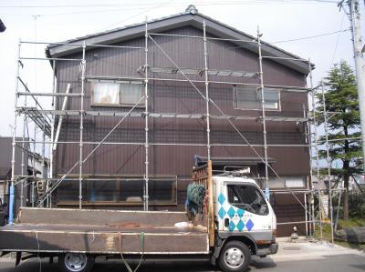 新潟県三条市屋根外壁塗装リフォーム専門店《遠藤組》天気は下り坂