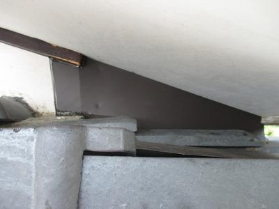 新潟県三条市の屋根外壁塗装リフォーム専門店遠藤組 各部修理
