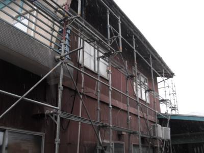 新潟県三条市屋根外壁塗装リフォーム専門店 遠藤組  A社様外壁工事