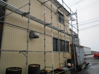 新潟県三条市の屋根外壁塗装リフォーム専門店遠藤組 外壁リフォーム ガルバリウム鋼板