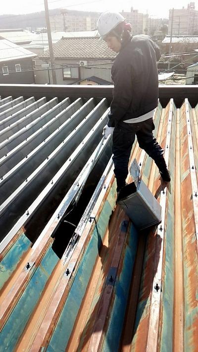 三条市 屋根 塗装 遠藤板金工業 屋根外壁塗装リフォーム専門店遠藤組