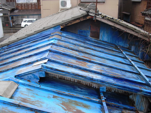 新潟県三条市屋根外壁塗装リフォーム専門店遠藤組 屋根の葺き替え