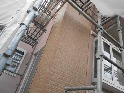新潟県三条市の屋根外壁塗装リフォーム専門店遠藤組 お盆前の工事の目途がつきました。