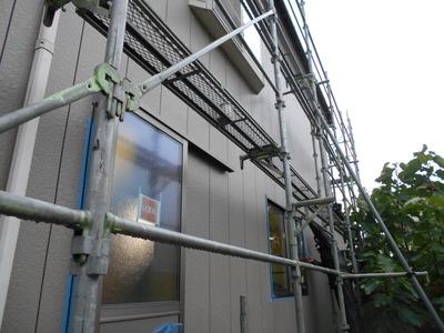 新潟県三条市の屋根外壁塗装リフォーム専門店遠藤板金工業有限会社 金属サイディングで外壁リフォーム