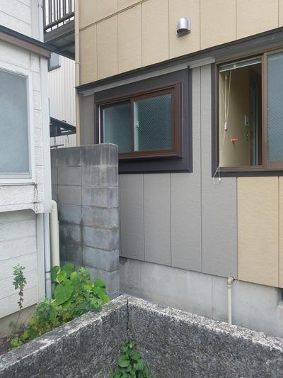 新潟県三条市の外壁リフォーム 遠藤板金工業有限会社