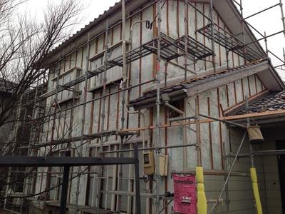 新潟県三条市屋根外壁リフォーム専門店《遠藤組》外壁リフォーム