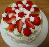4月3日ケーキ