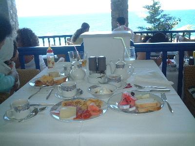 hotelbuffet