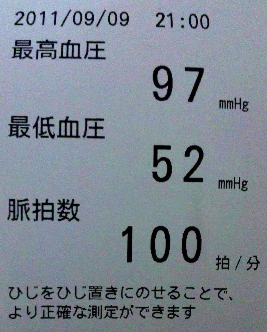 基準 低 値 血圧