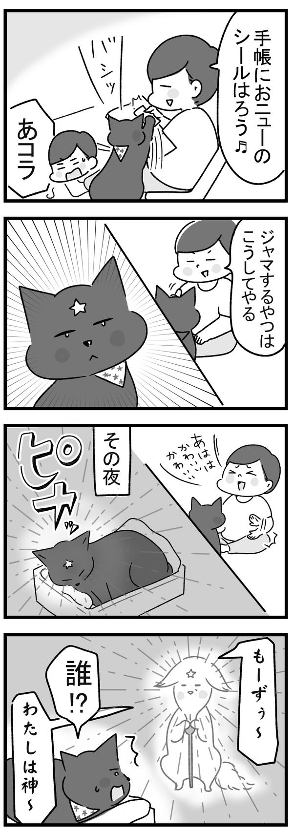 ネコを超える1