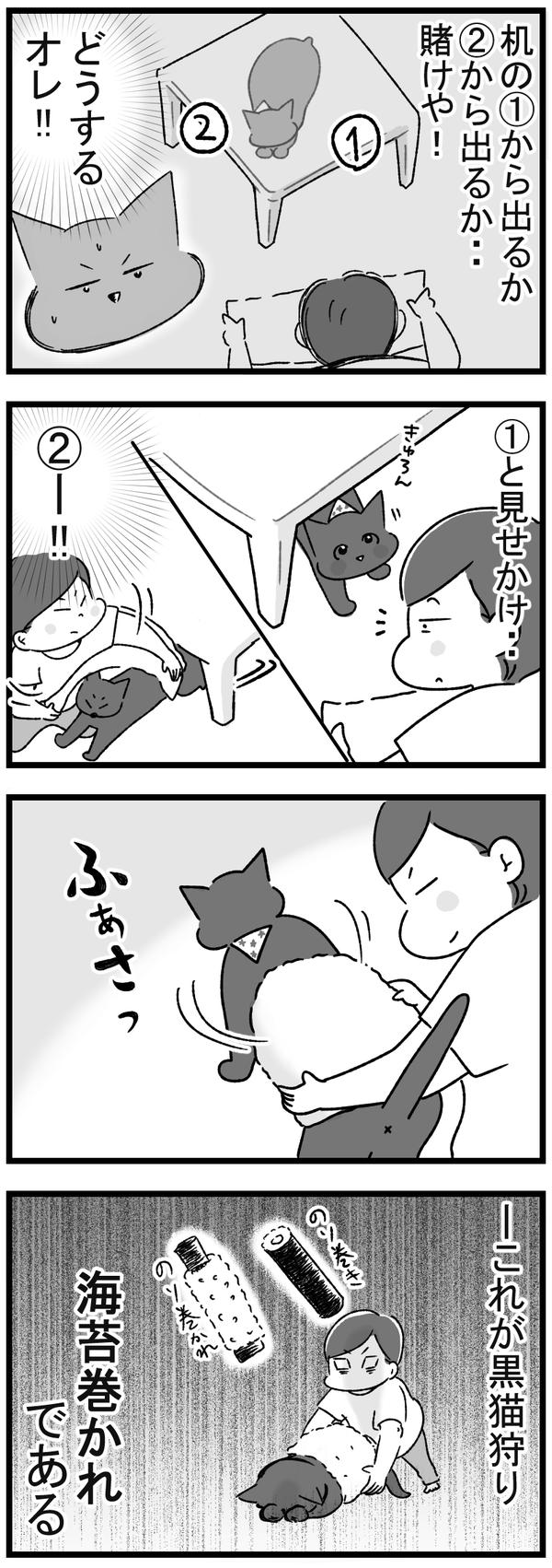 黒猫狩り2