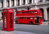 telephone box bus