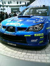 インプレッサWRC2006